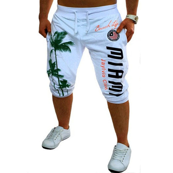 2017 Casual Men Shorts Beach Board Shorts Men Quick Drying Summer Polyester New Brand Clothing Boardshorts Plus size M-XXXL