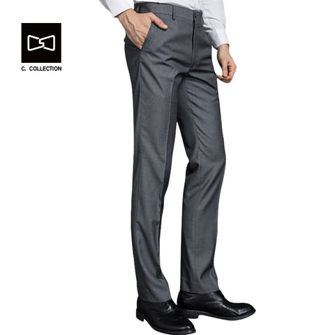 Men Summer Suit Pants Slim fit Dress Pants for Men Suit Formal Pants Trousers Business Suit Trousers