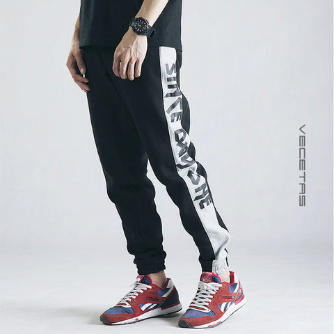 Bodyboulding Casual trousers Mens Pants Brand Clothing Cotton Trousers Professional Fitness Sweatpants Men High Quality - All2Wear.com