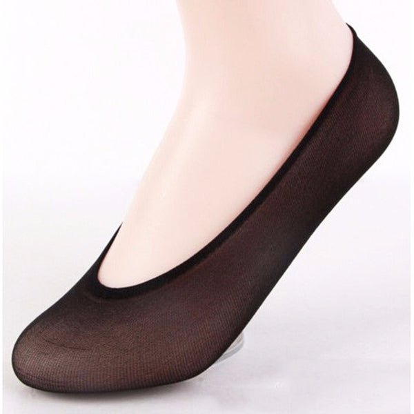 10 pairs new loafer boat invisible foot socks low cut no show ballerina socks thin for summer - All2Wear.com