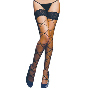 A2122 New stylish women fashion stay up stockings wet look elastic sexy stockings trend leg supenders thigh high stockings