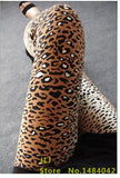 2017 Autumn Women Trousers Sexy 8 Styles Fashion Lady High Elasticity Skinny Print Pants Leopard Print Pattern Clothing Cotton