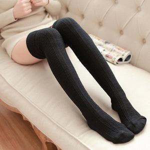 1Pair 2017 New Fashion Women Sexy High Over The Knee Socks Long Sock For Girls Ladies Women