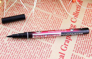 Waterproof Black Eyeliner Liquid Make Up Beauty Eye Liner Pencil