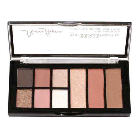 MARIA AYORA Matte Pearl Eye Shadow Palette Waterproof Lasting Shimmer No-blooming Pigment Makeup Natural Cosmetic R2