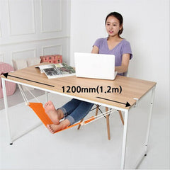 Smart Foot Hammock for Desk