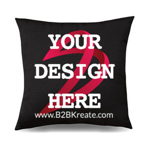 B2BKreate Pillow Cover