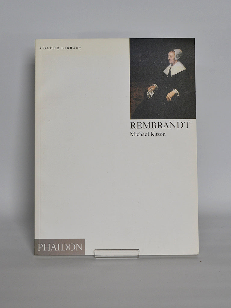 Rembrandt by Michael Kitson (Phaidon Colour Library / 1969)