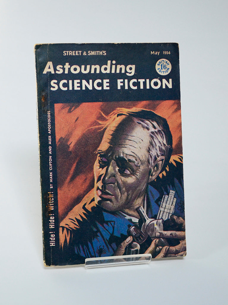 Street & Smith's Astounding Science Fiction Vol. 10 No. 5 (Atlas Publishing British Edition / 1954)