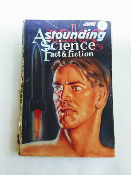 Street & Smith's Astounding Science Fact & Fiction (Atlas Publishing British Edition / June 1960)