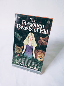 The Forgotten Beasts of Eld by Patricia A. McKillip (Avon Books / 1975)