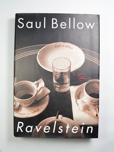 Ravelstein by Saul Bellow (Viking Penguin first edition US hardback / 2000)
