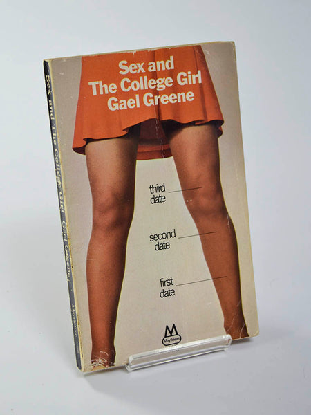 Sex and the College Girl by Gael Greene (Mayflower Books / 1969 reprint)
