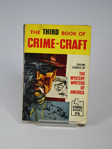 The Third Book of Crime Craft by the Mystery Writers of America (Various)