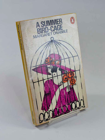 A Summer Bird-Cage by Margaret Drabble (Penguin Books / 1970, second reprint of edition first published in 1967)