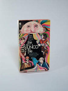 The Funco File by Burt Cole (Avon Books / first printing July 1970)