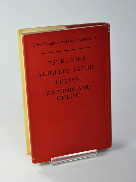 Apuleius: the Golden Ass Trans. by W. Adlington (Loeb Classical Library)