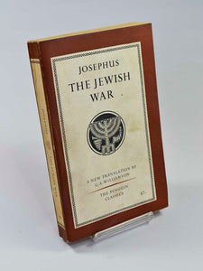 The Jewish War by Josephus (Penguin / 1959, first edition of translation by G. A. Williamson)