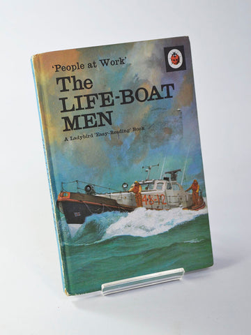 The Life-Boat Men by I & J Havenhand (Ladybird / 1971)