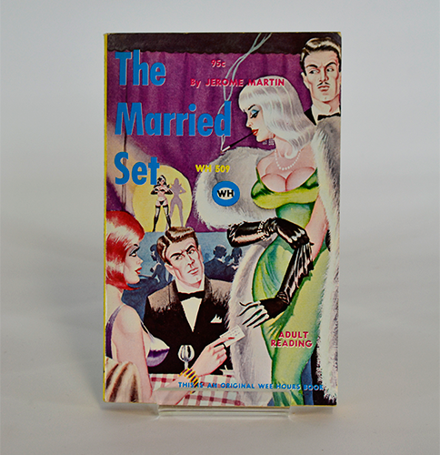The Married Set by Jerome Martin (featuring cover by Eric Stanton)