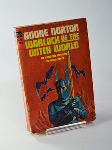 Warlock of the Witch World by Andre Norton (Ace Books / 1967)