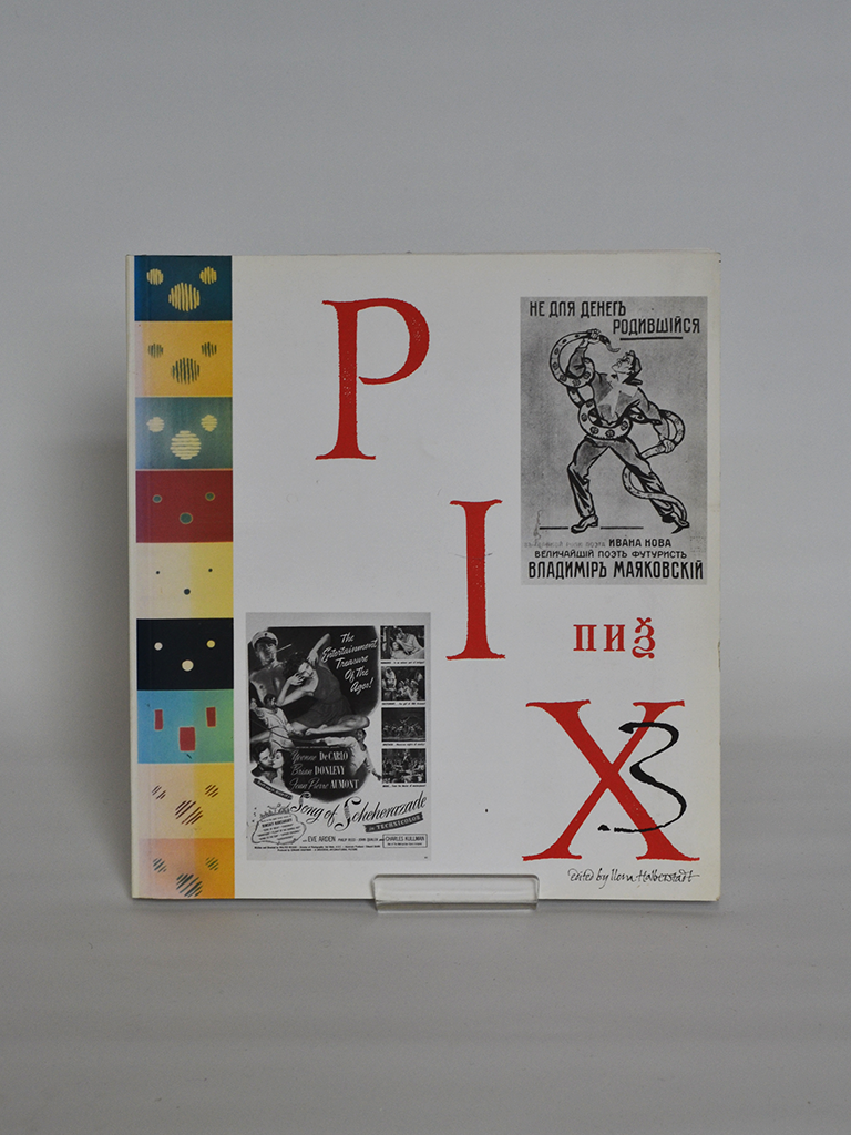 PIX 3 Ed. & published by Ilona Halberstadt
