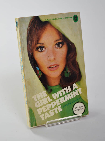 The Girl With a Peppermint Taste by André Launay (New English Library / 1972)