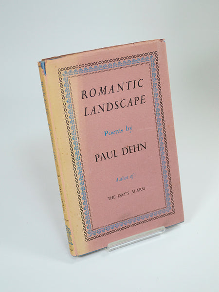 Romantic Landscape: Poems by Paul Dehn (Hamish Hamilton / 1952)