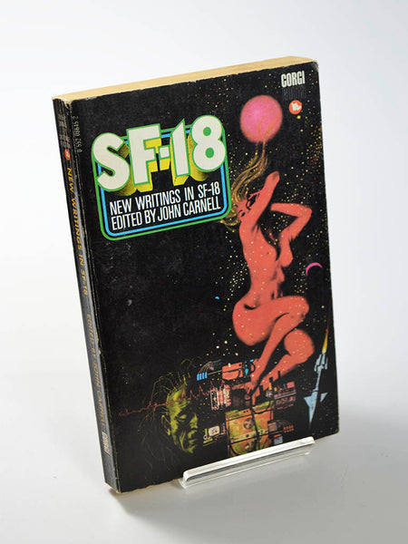 New Writings in SF-18 ed. by John Carnell (Corgi / 1971)
