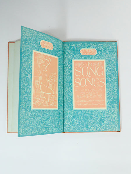 The Song of Songs : Which is Solomon's (The King James Version) (Peter Pauper Press / Undated)