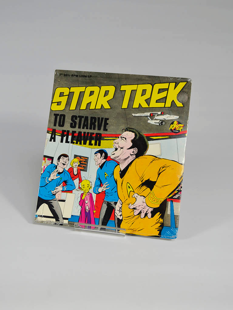Star Trek: To Starve a Fleaver (Power Records / 1975)