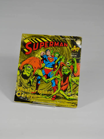 Superman: Weatherspoon's Catalyst (Power Records / 1975)