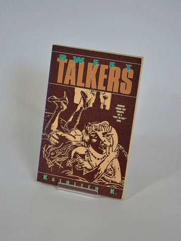 Sweet Talkers by Kathleen K. (Richard Kasak Books, first printing paperback / 1994)
