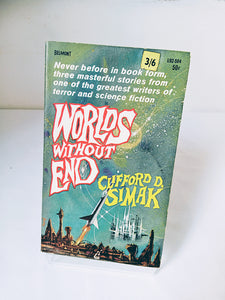 Worlds Without End by Clifford D. Simak (Belmont Books / 1964)