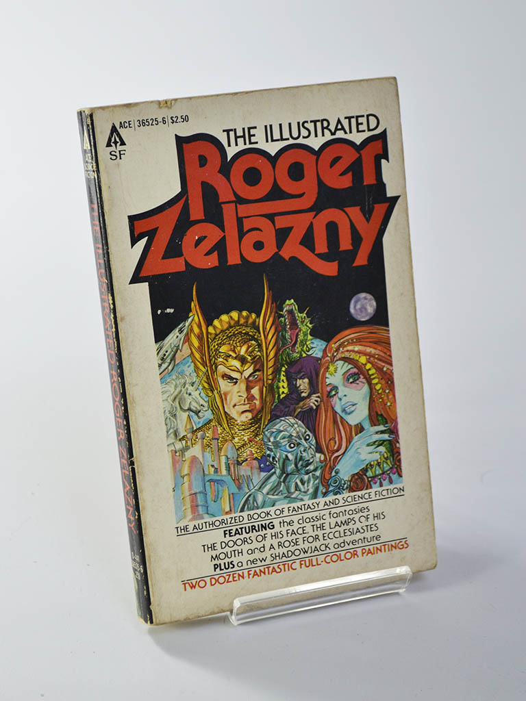 The Illustrated Roger Zelazny (Ace Books first edition / 1979)