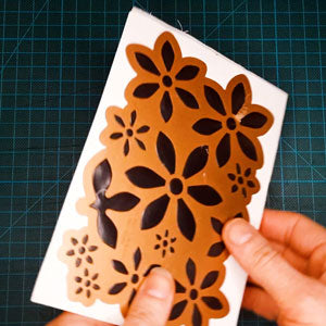 Die cut your magnetic sheet