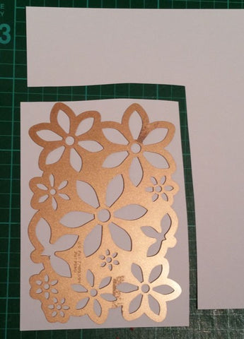Die cutting with Sticky Roll