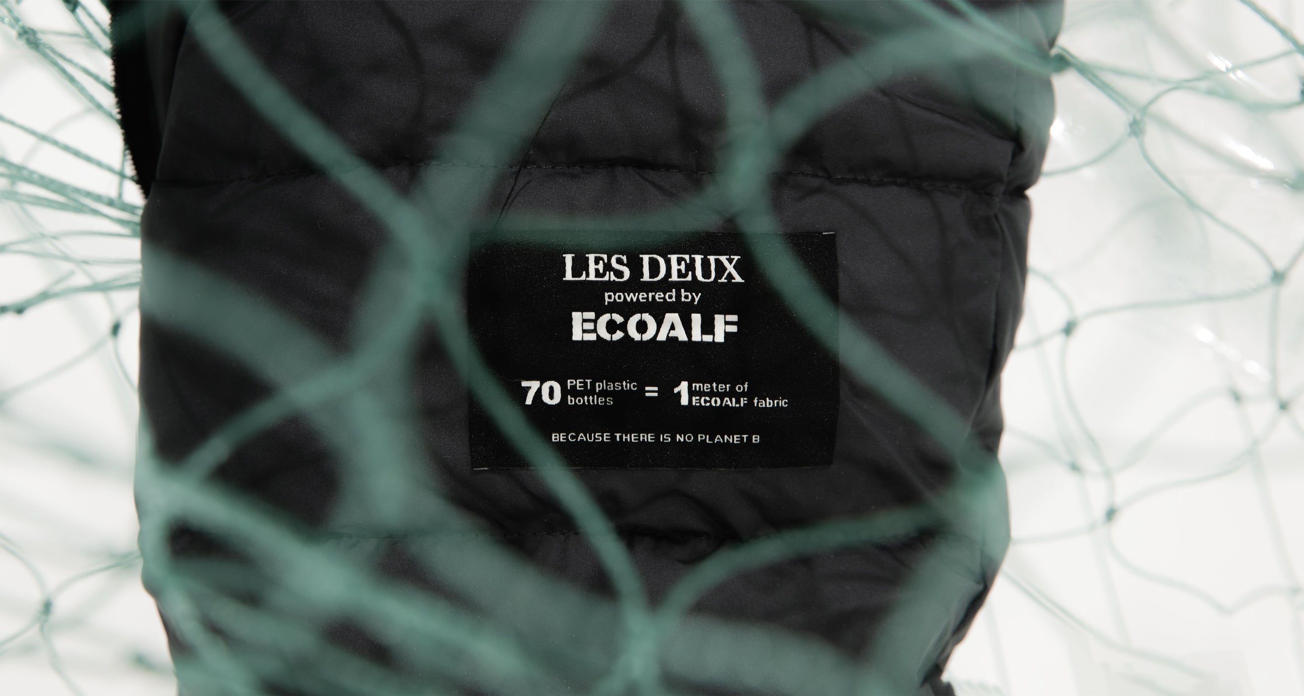 EcoAlf for Les Deux - A Sustainable Collaboration