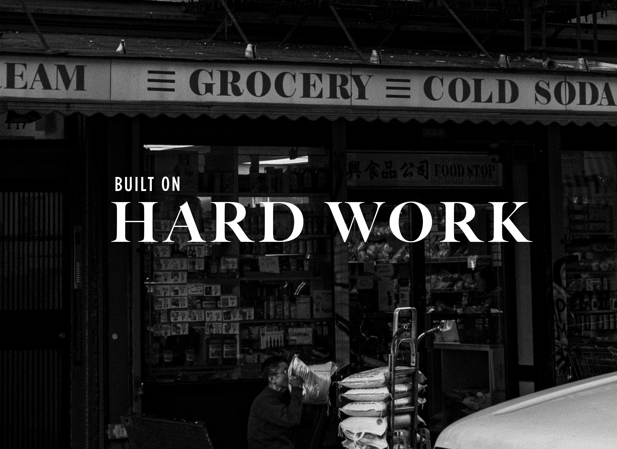 Built on hard work - A Colourful Autumn 20 Narrative