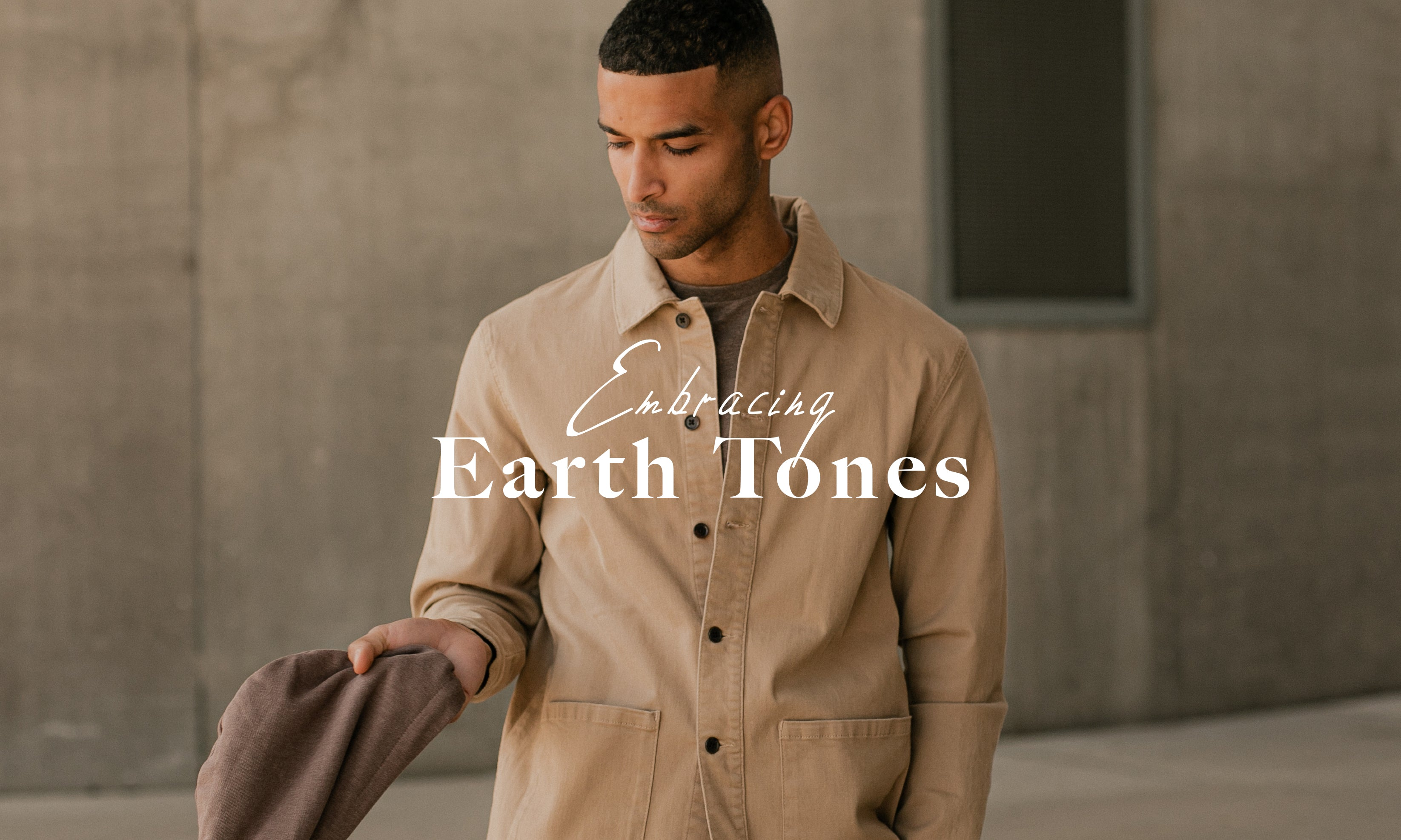 Embracing Earth Tones - An Autumn Editorial