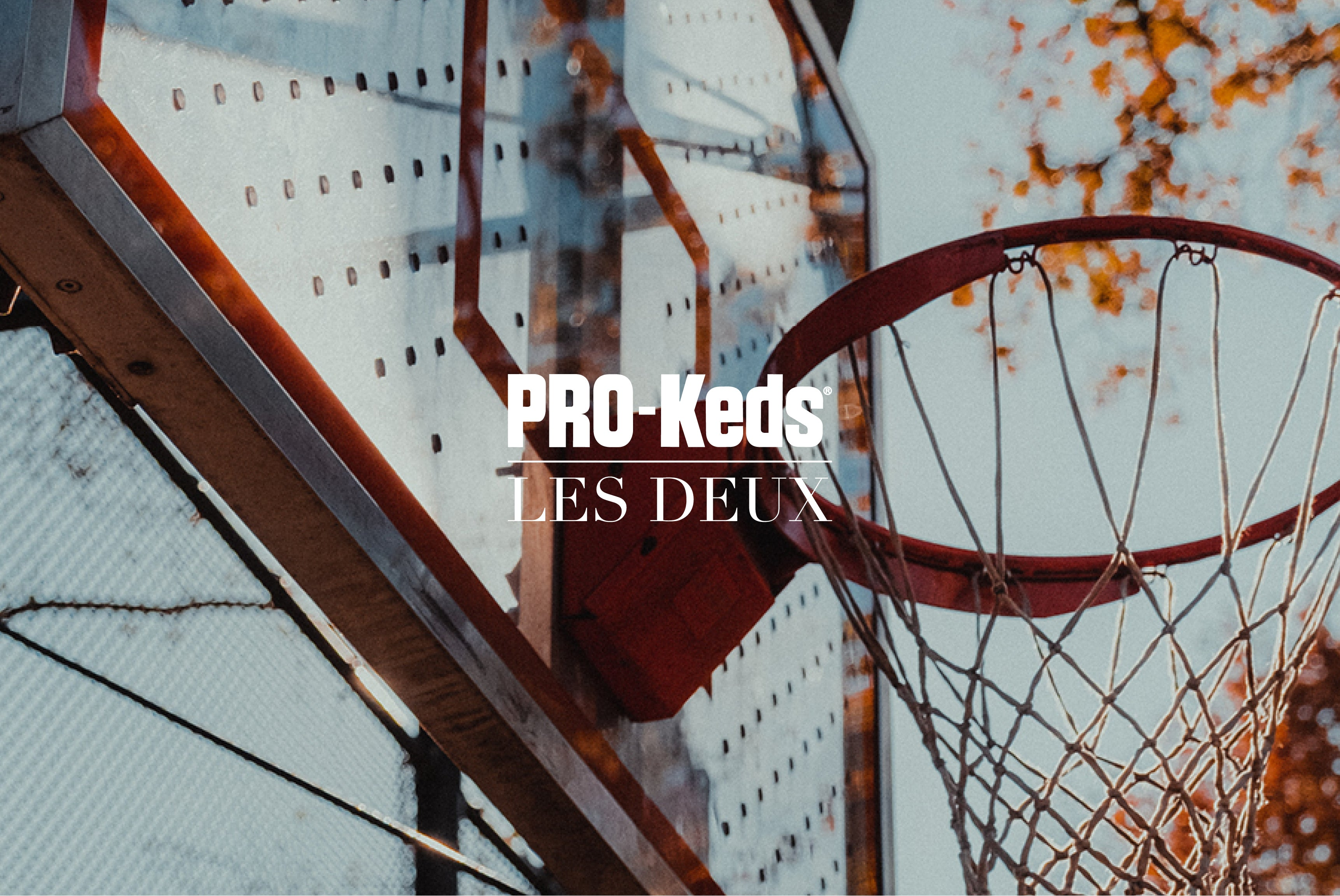 PRO-Keds x Les Deux in Minimalistic Collaboration