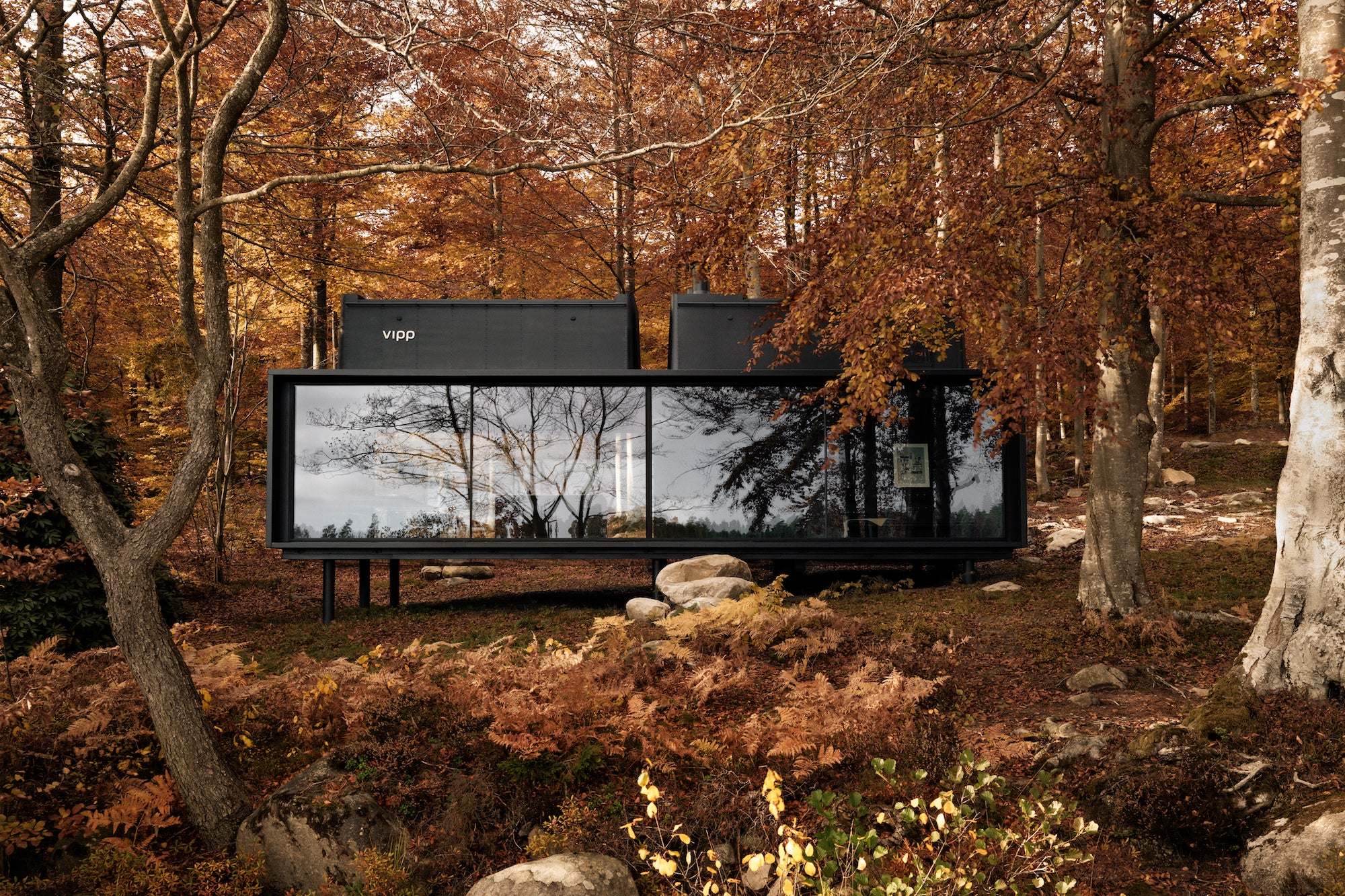 Extraordinary design never goes out of fashion - Explore the VIPP Shelter