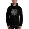 Hoodie sweat à capuche cerveau électrique Pull Goodz.world