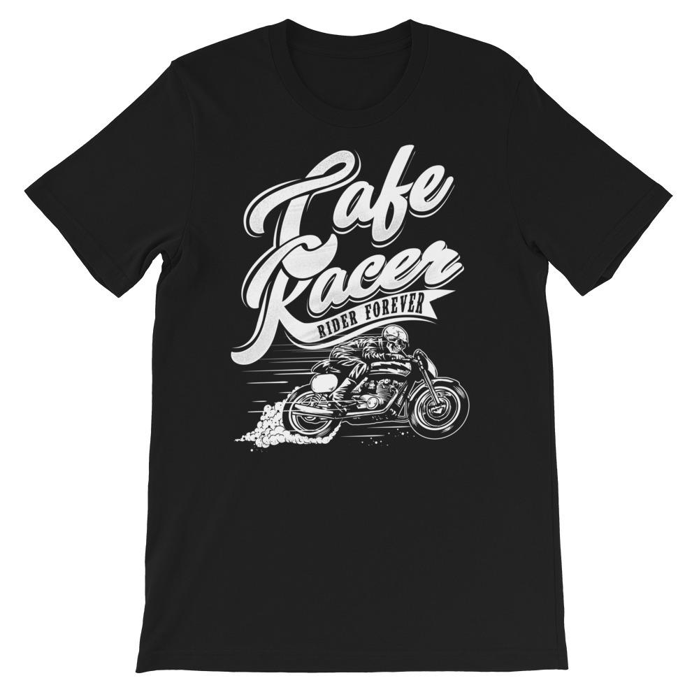 T-shirt - Café Racer - Ride Forever T-shirt Goodz.world XS