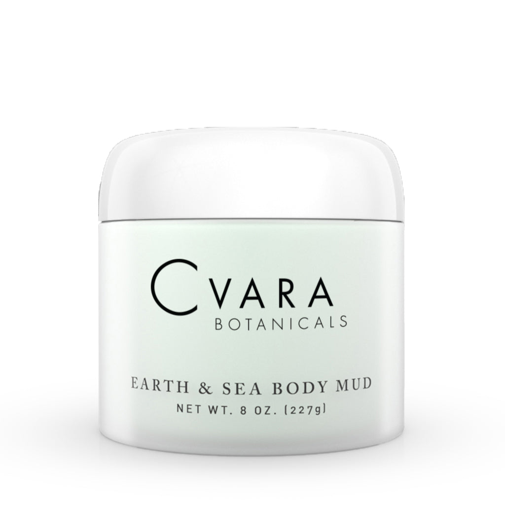 Earth and Sea Mud Bath 8oz