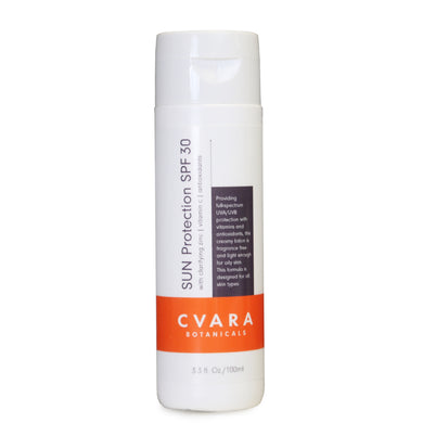 Sun Protect SPF30 3.3oz with clarifying zinc, vitamin c & antioxidants