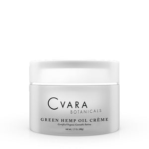 Green Hemp Oil Creme - 1.7oz