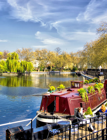 The Indytute's Guide to Paddington and Little Venice