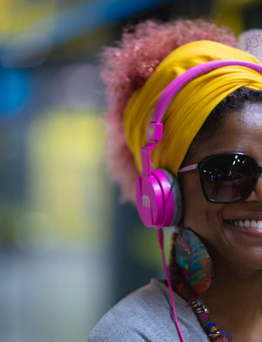 6 Uplifting Podcasts for when you need to cut the noise....