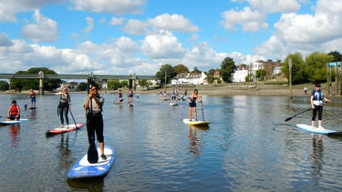 Learn How to Paddleboard in London